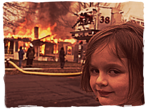 creepy girl-fire-Haiku_Friday-Poetry-The Writer Next Door-Vashti Quiroz Vega-Vashti Q-RonovanWrites-flash fiction-story